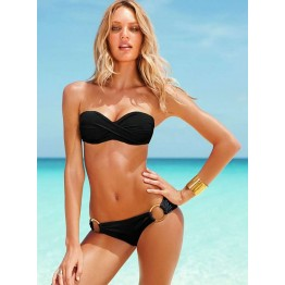PUSH-UP TWIST BANDEAU